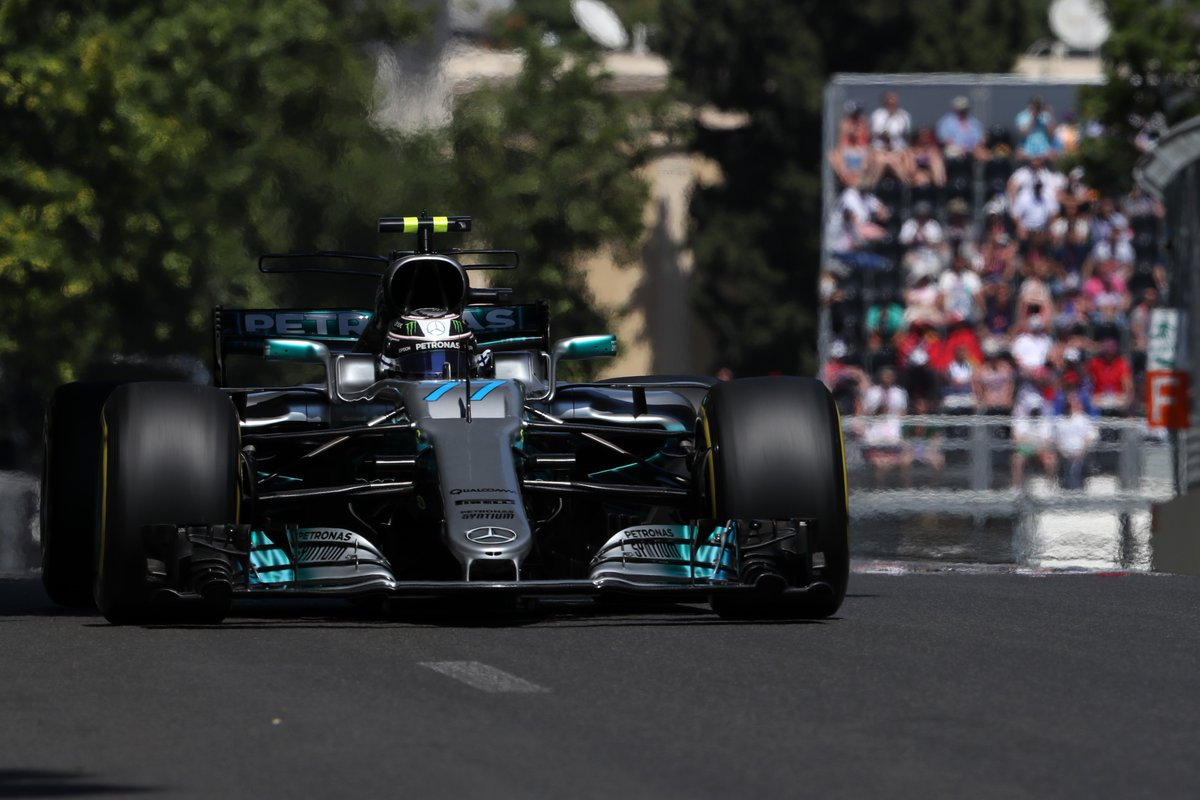 Photo of FP3 – Bottas na ponta, Vettel e Verstappen com problemas