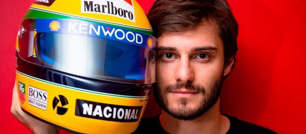 Foto de Estréia do musical em homenagem a Ayrton Senna