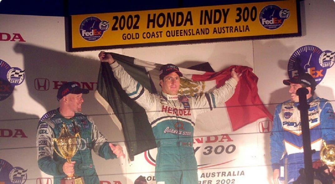 Foto de 27 de outubro 2002, A corrida mais lenta da história