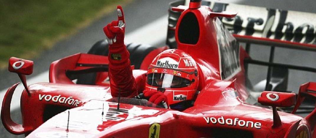 Foto de A última vitória de Schumacher