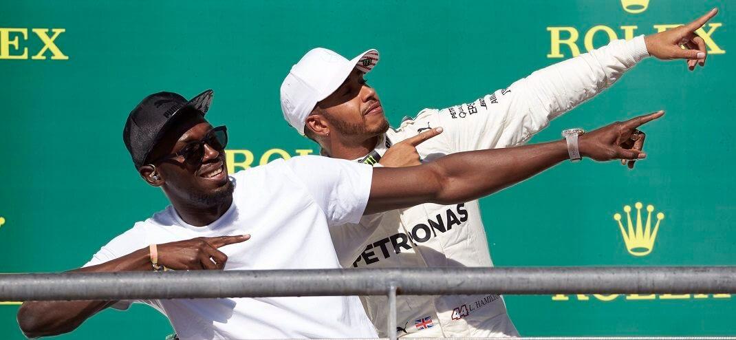 Foto de Corrida EUA – Vettel da o pulo do gato, mas Hamilton recupera a liderança e Verstappen é retirado do pódio