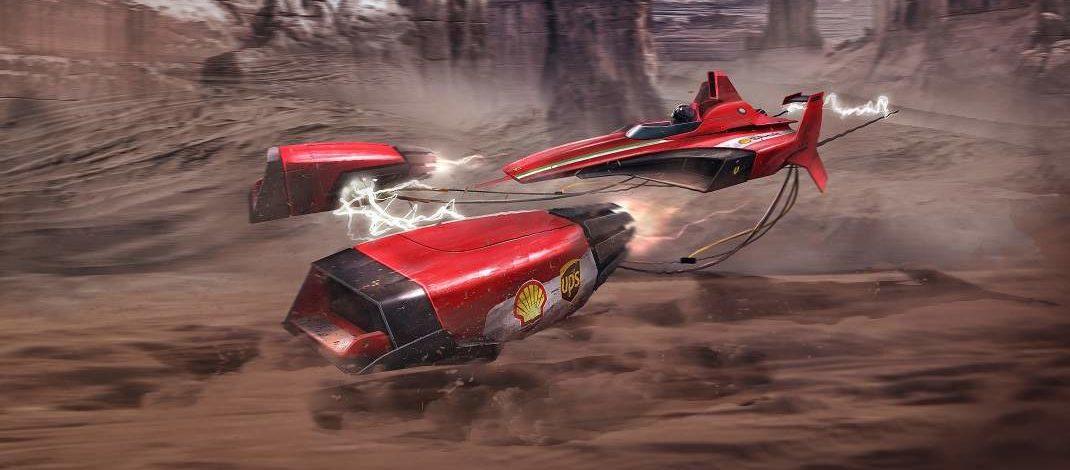Foto de Star Wars Podracers versão equipes terrestres