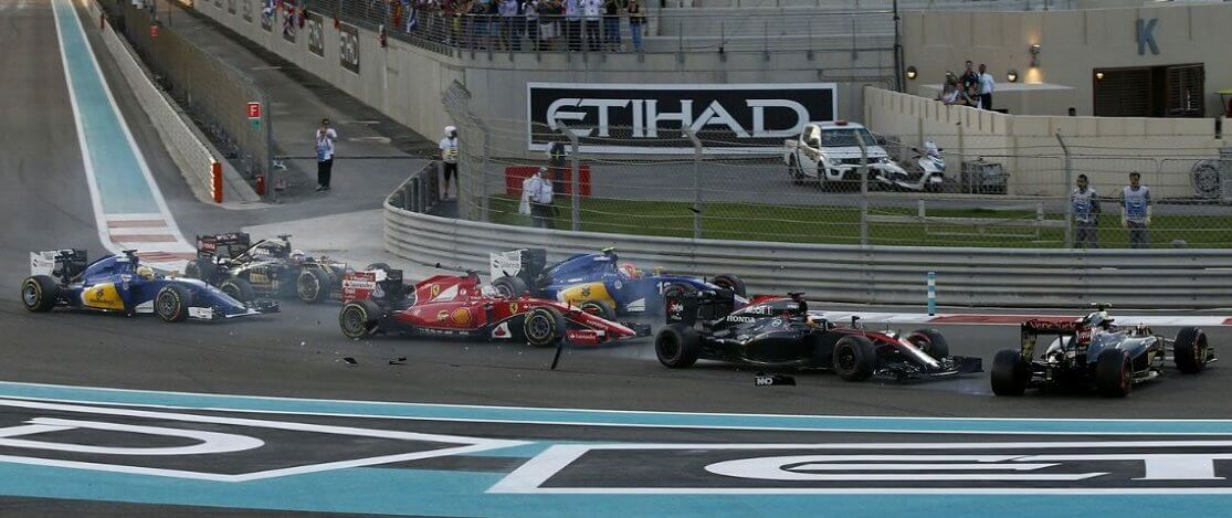 Foto de 29 de Novembro 2015, Pastor Maldonado deixa a Fórmula 1 – Dia 192 dos 365 dias mais importantes na história do automobilismo