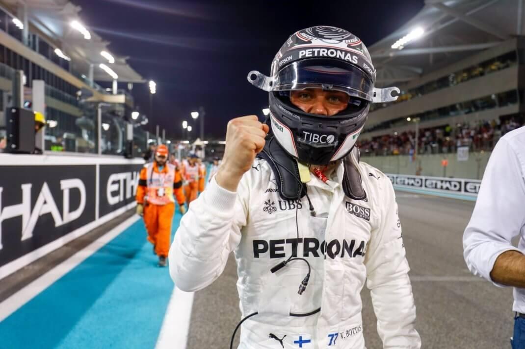 Foto de Classificação – Bottas leva a pole com Massa conseguindo se manter até o Q3