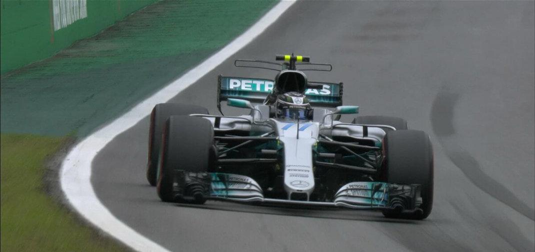 Foto de Classificação – Bottas faz pole no Brasil com Hamilton fora no início da sessão