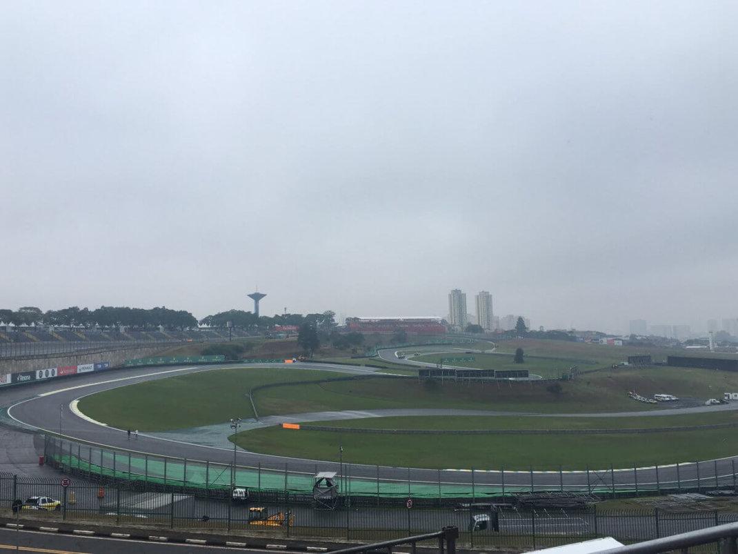 Foto de GP do Brasil – Manhã fria no autódromo de Interlagos deve atrapalhar as equipes com os acertos dos carros