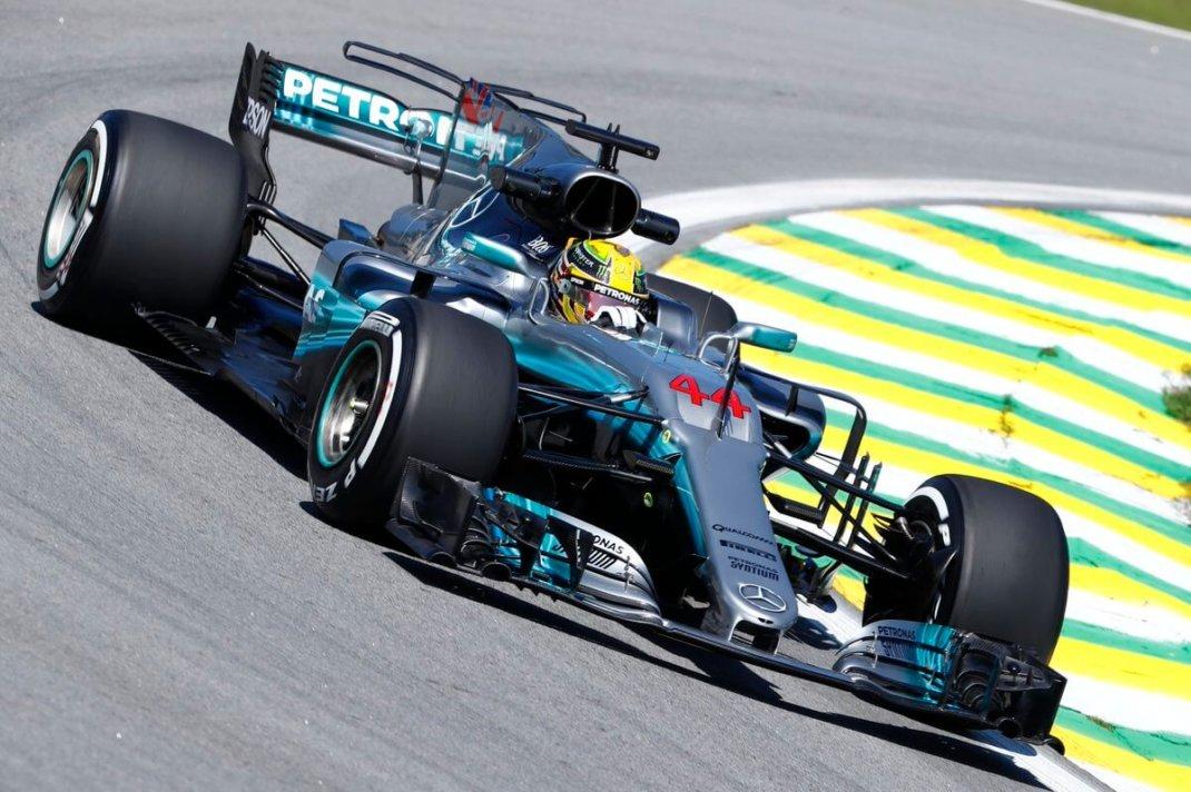 Foto de FP2 Brasil – Hamilton domina sexta-feira de treinos livres em Interlagos