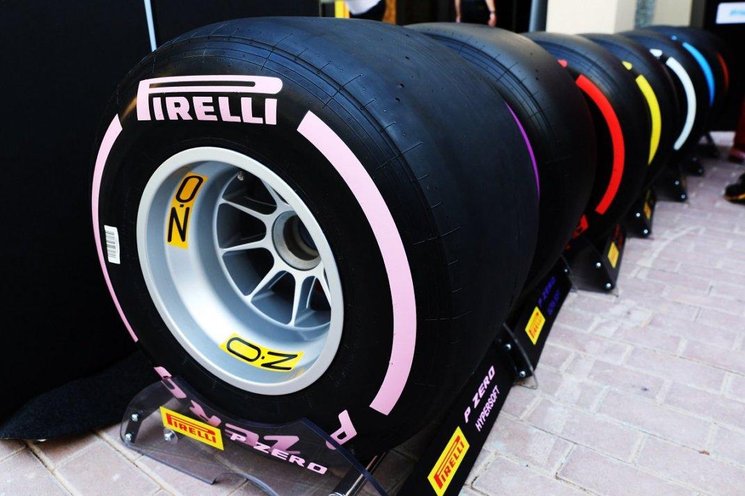 Foto de Pirelli apresenta os novos compostos para a temporada de 2018