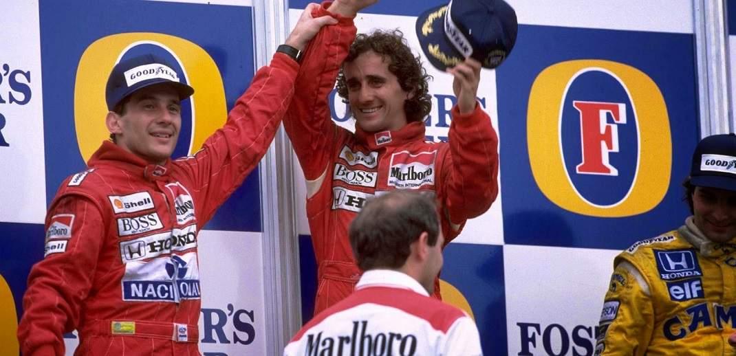 Foto de Última corrida da temporada de 1988, logo depois do título de Ayrton Senna – Dia 176 dos 365 dias dos mais importantes da história do automobilismo