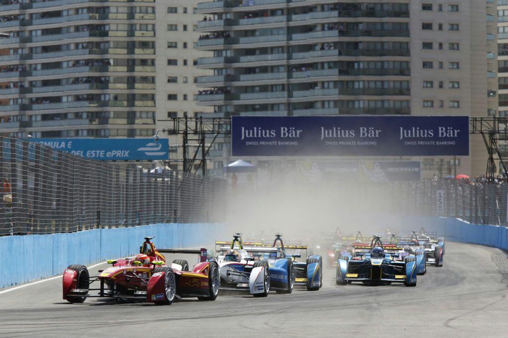 Foto de 13 de Dezembro 2014, A Fórmula E chega a América do Sul – Dia 206 dos 365 dias dos mais importantes da história do Automobilismo