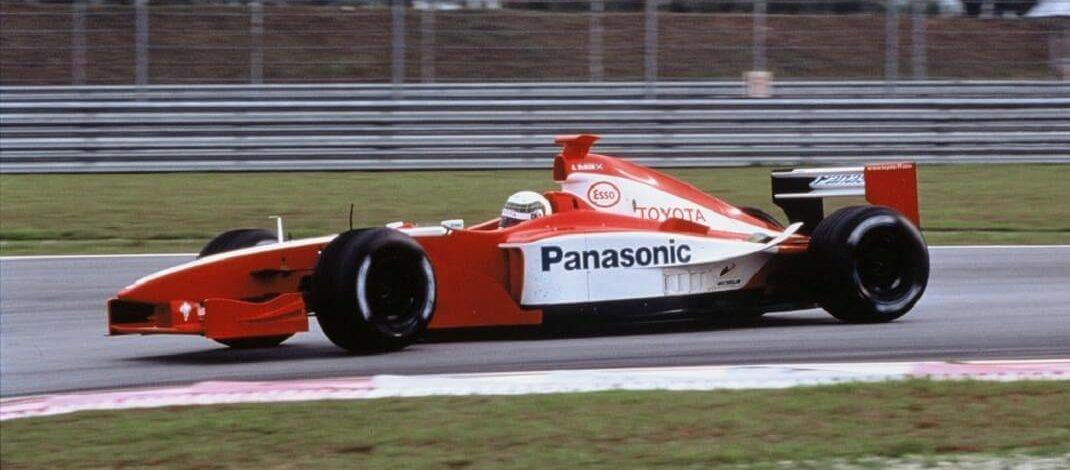 Foto de Primeiro Toyota Fórmula 1 vinha a público