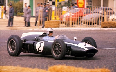 Photo of A quina de Brabham para o bicampeonato