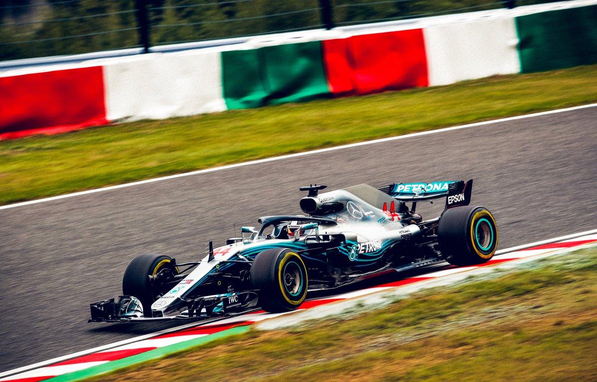 Photo of TL2 Japão – Hamilton repete bom desempenho em Suzuka e Bottas completa com o 2º lugar