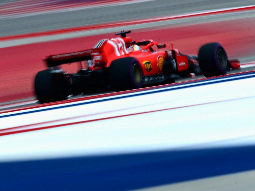 Photo of TL3 EUA – Vettel tenta se garantir com voltas rápidas, já pensando na classificação