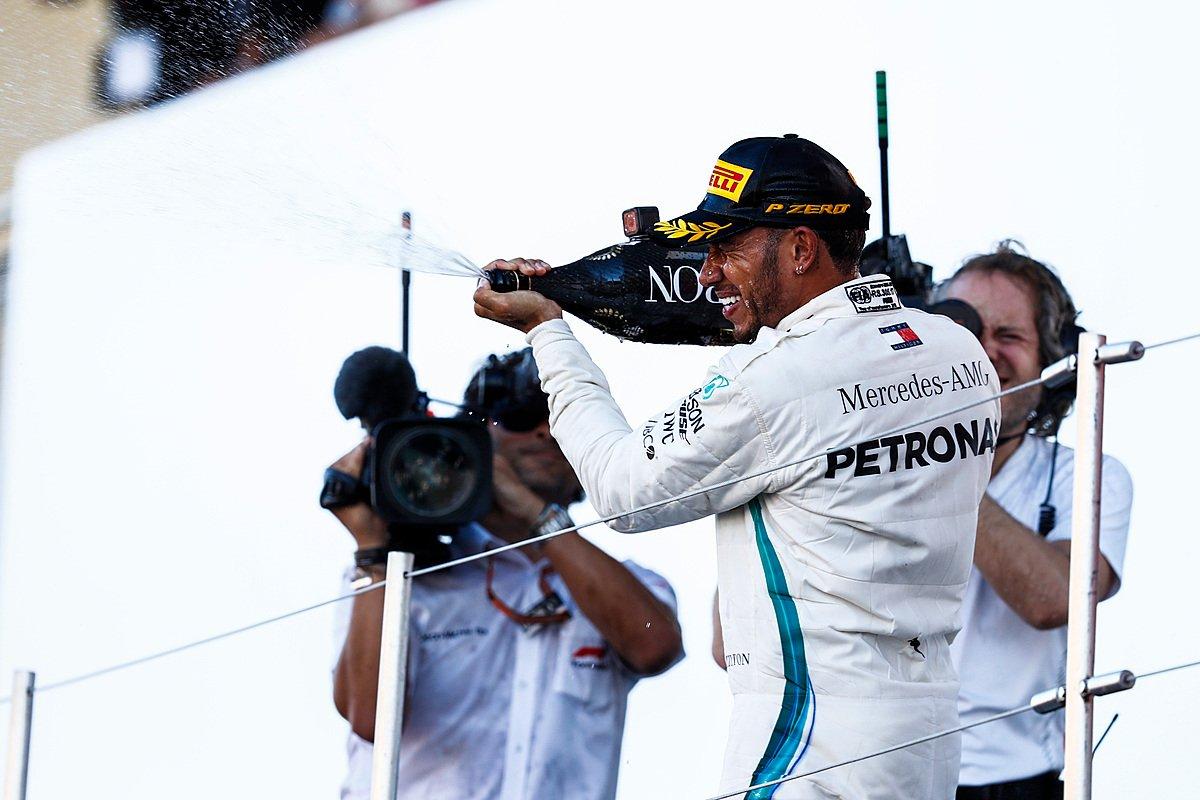 Foto de GP do Japão – Hamilton passeia em Suzuka e Vettel permanece em seu inferno astral