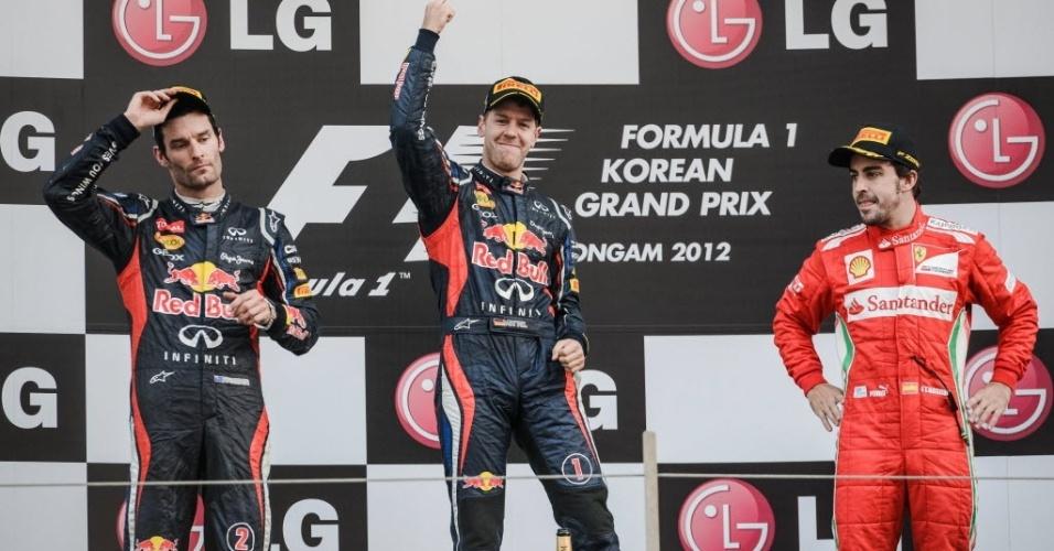 Foto de Um pódio óbvio para 2012 – Dia 146 dos 365 dias mais importantes da história do automobilismo – Segunda Temporada