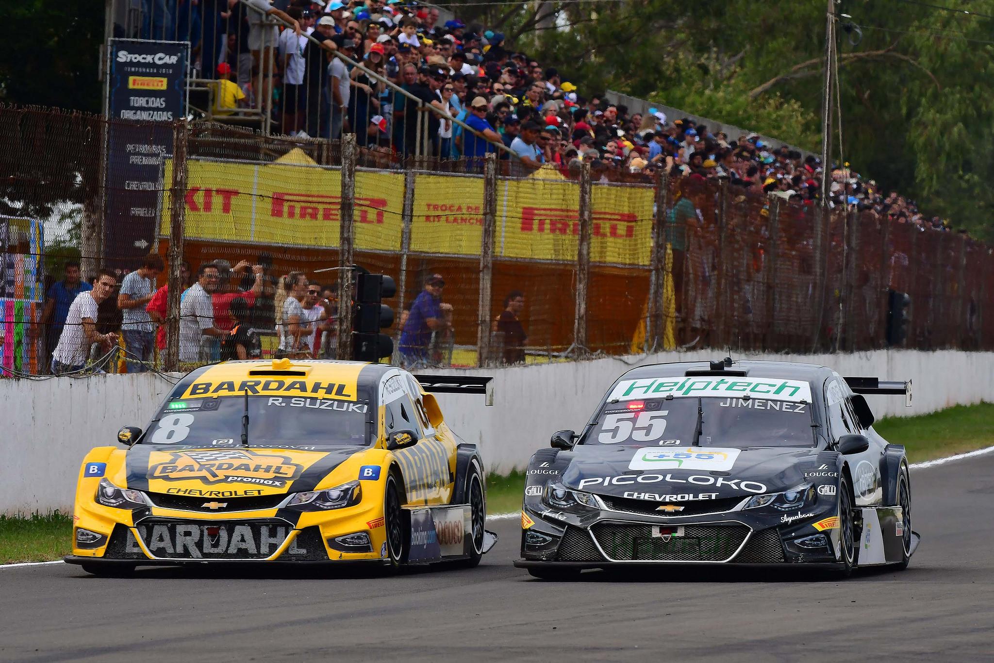 Photo of Preview da segunda etapa em Londrina da Stock Car da temporada de 2018