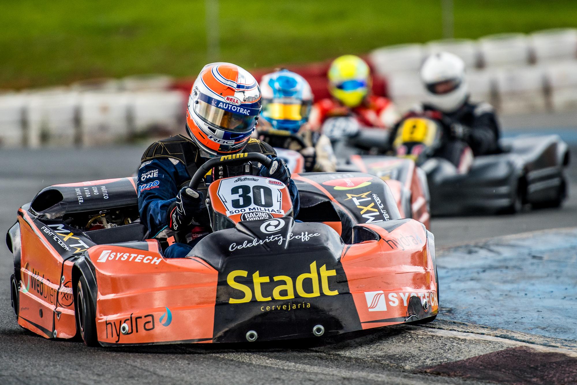 Foto de Terceiro Treino – Piquets lideram treino para as 500 Milhas