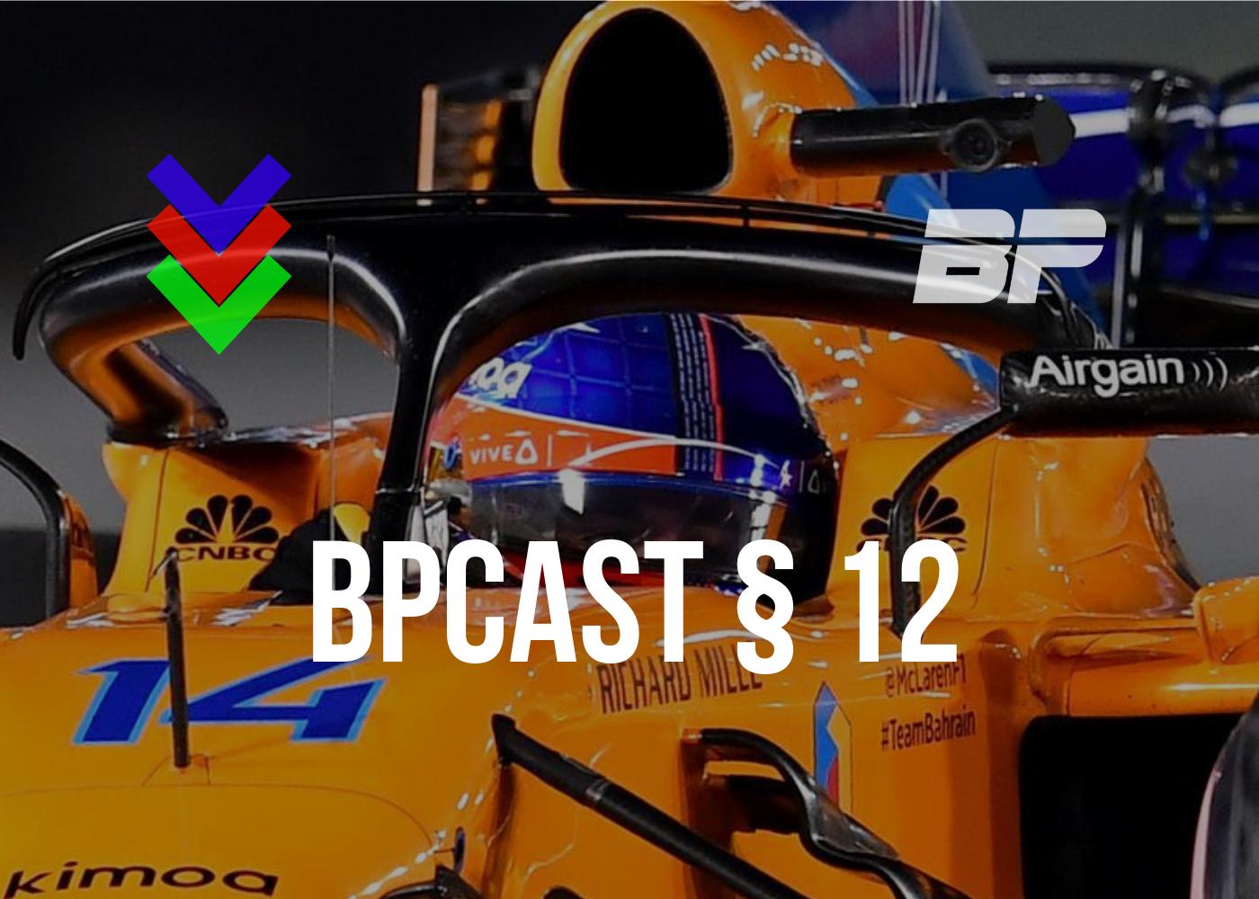 Foto de BPCast § 12 | Review GP de Abu Dhabi