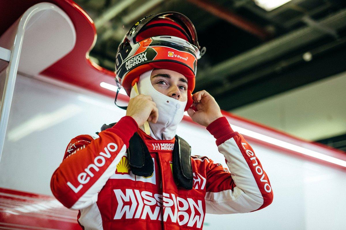 Photo of Teste 2 Abu Dhabi – Charles Leclerc estreia na Ferrari, liderando último dia de testes para a Pirelli