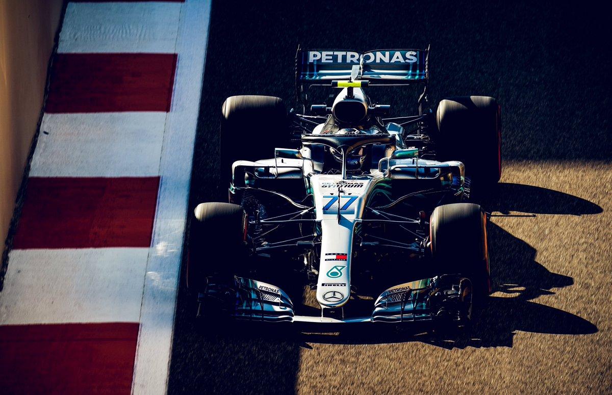 Foto de TL2 Abu Dhabi – Bottas supera dupla da Red Bull, fechando na frente em última sessão de sexta-feira