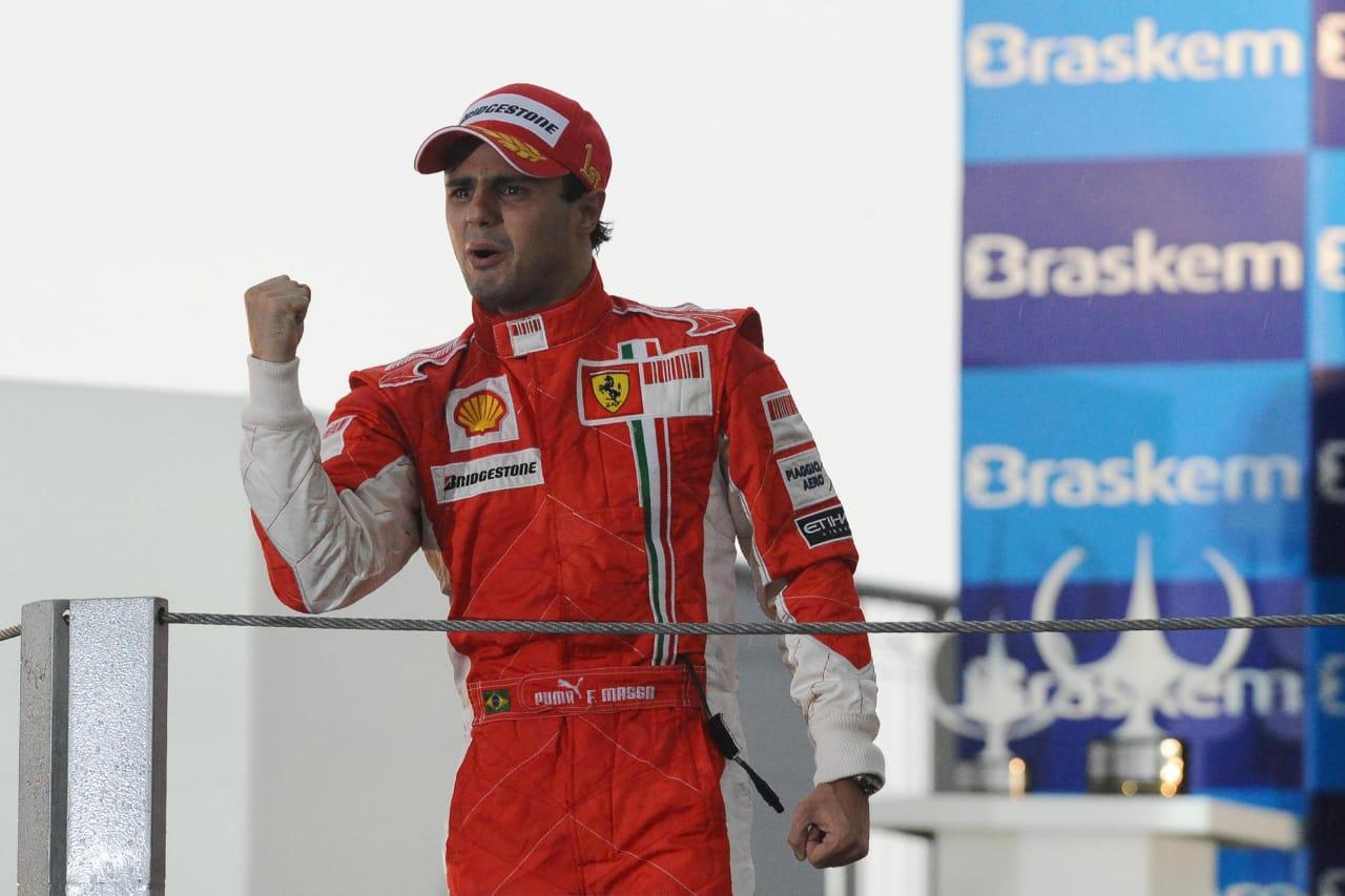 Foto de GP do Brasil de 2008 de Fórmula 1, aquele em que o Massa quase foi campeão!