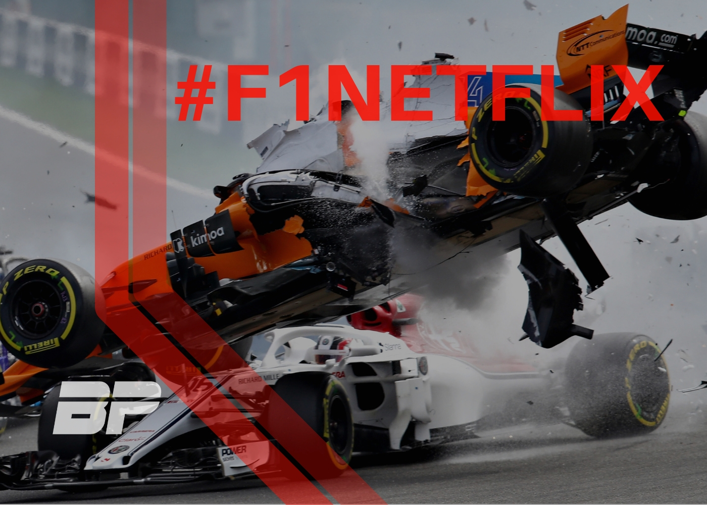 "Photo of NETFLIX: Amanhã estreia ""F1 Drive to Survive"" ou Fórmula 1: Dirigir para viver"
