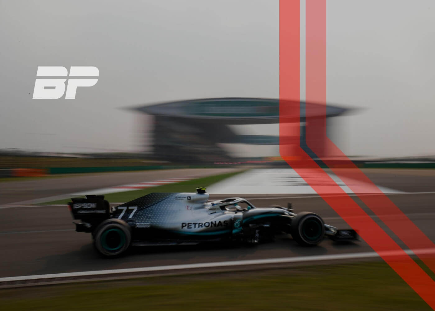 Photo of TL3 China – Bottas lidera sessão, que foi encerrada após batida forte de Albon