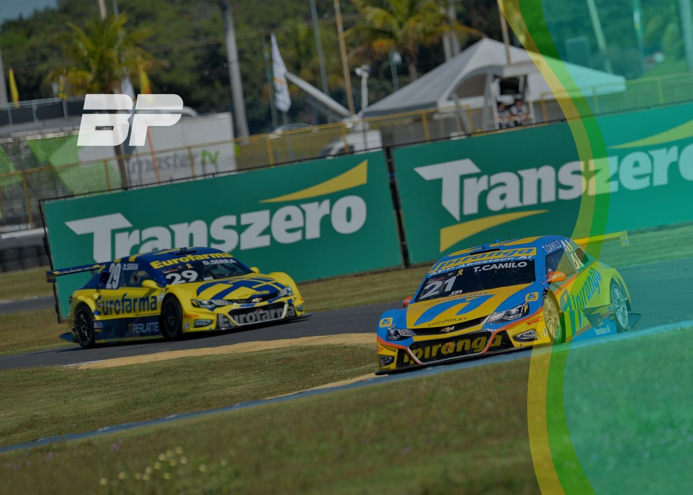 Foto de Thiago Camilo conquista terceira pole do ano na Stock Car