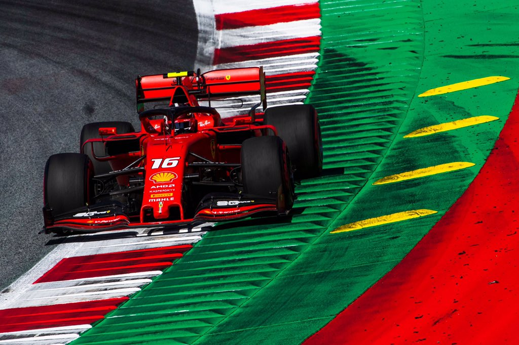 Photo of TL3 Áustria – Charles Leclerc permanece na liderança no Red Bull Ring