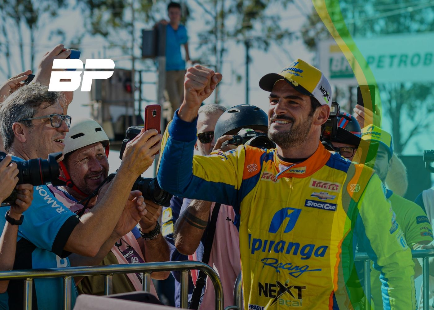 Foto de Thiago Camilo cravou a quarta pole do ano na Stock Car