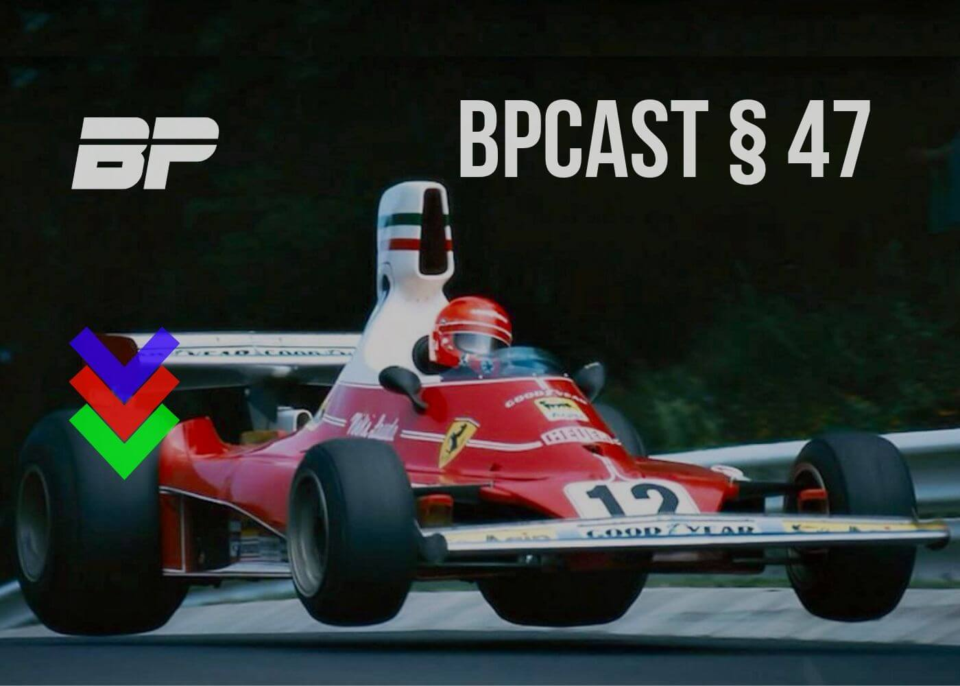 Foto de BPCast § 47 | Preview do GP da Alemanha de Fórmula 1