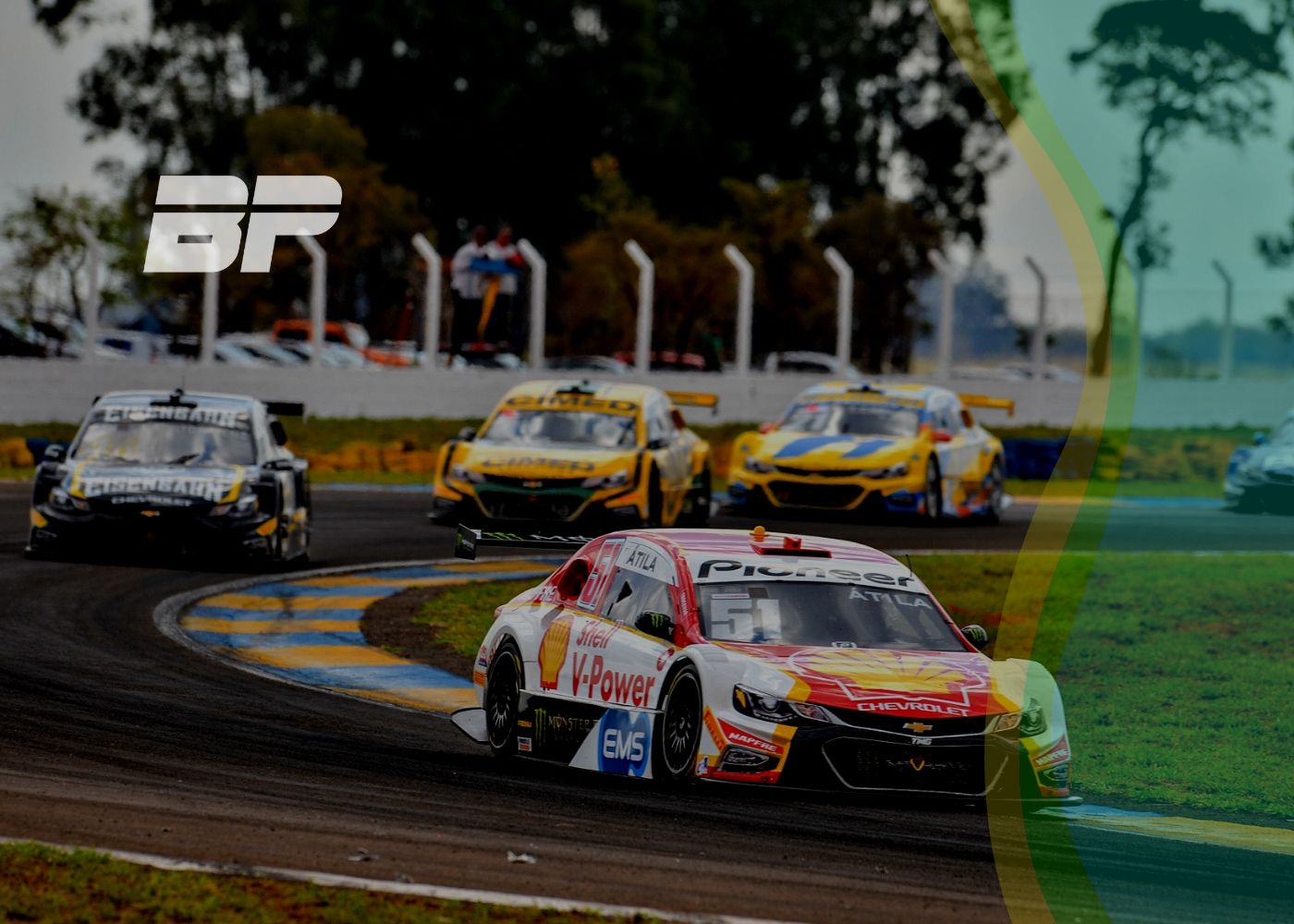 Foto de Preview – Campo Grande a sexta etapa disputada pela Stock Car