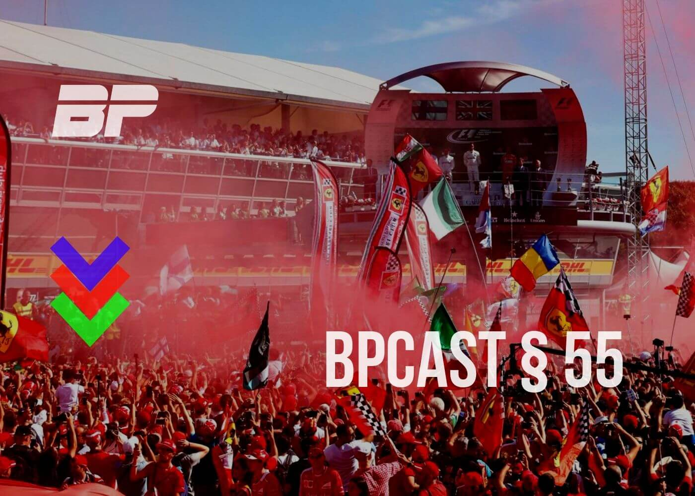 Foto de BPCast § 55 | Preview do GP da Itália de Fórmula 1