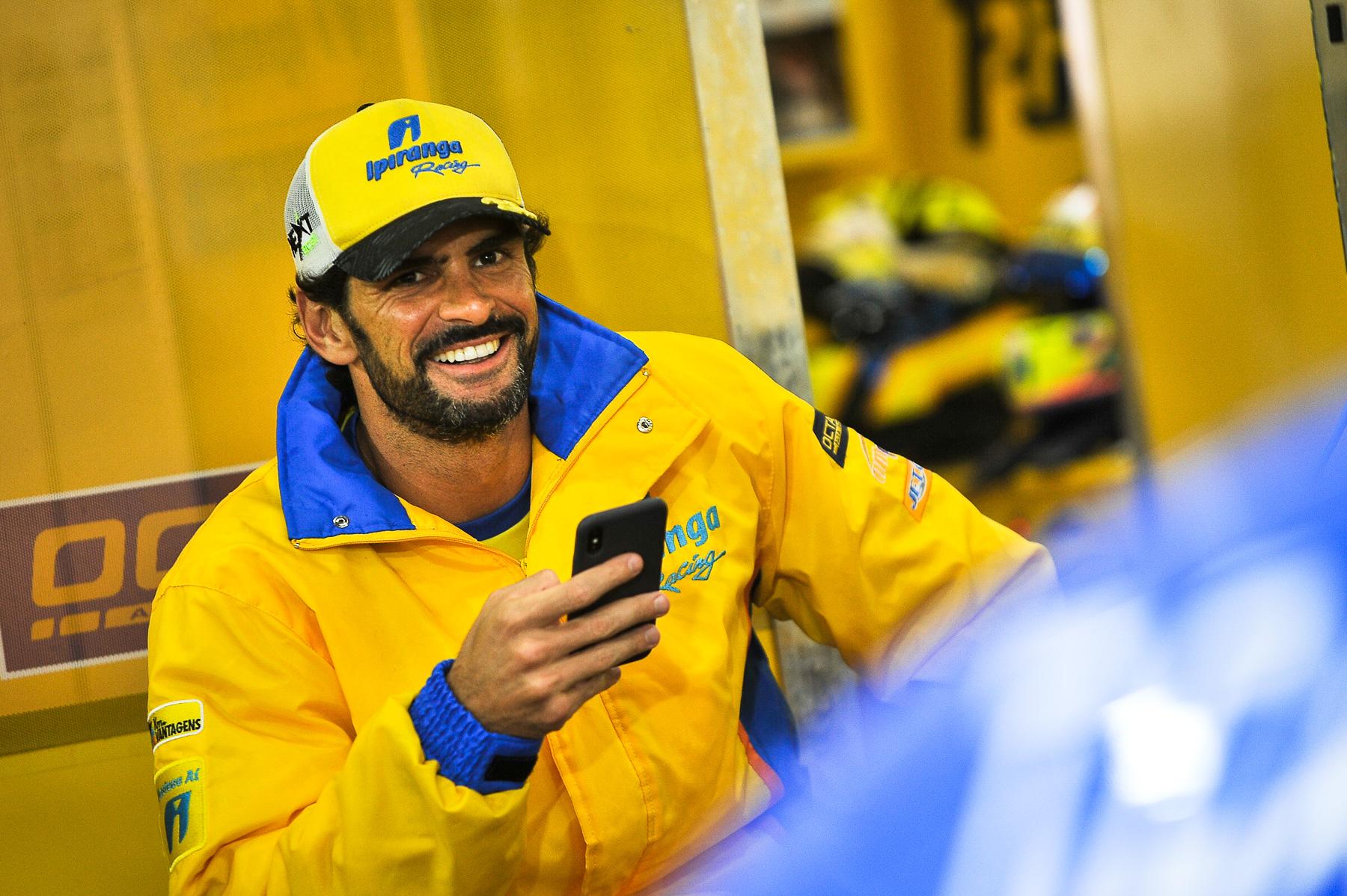 Foto de TL3 Cascavel🐍- Thiago Camilo liderou último treino livre no Paraná