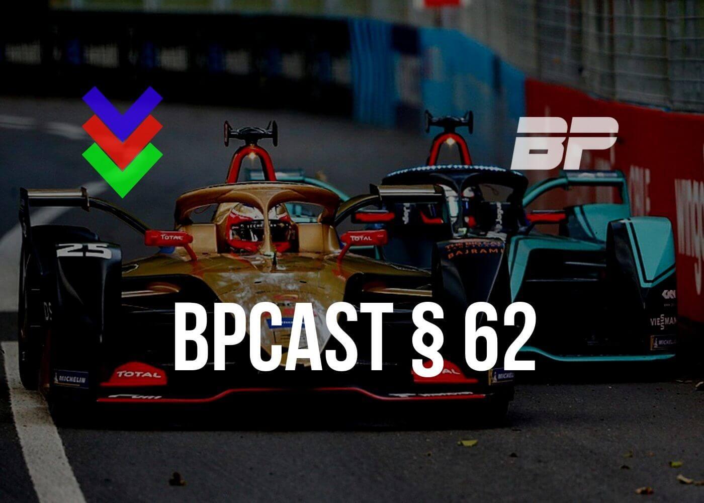 Foto de BPCast § 62 | Aquele bate-papo sobre a Temporada 2019 da Fórmula E