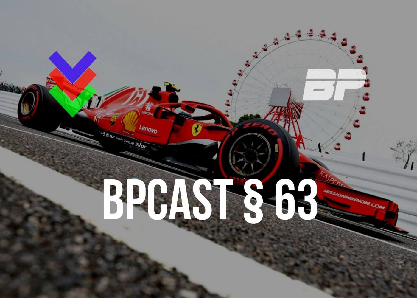 Photo of BPCast § 63 | Preview do GP do Japão de Fórmula 1 – O GP que separa os homens dos meninos!