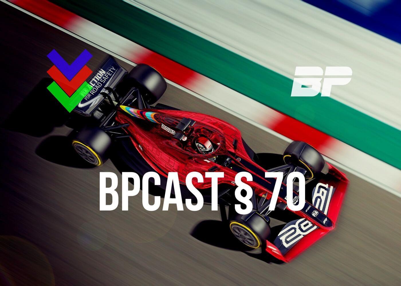 Foto de BPCast § 70 | Mudanças para nova Fórmula 1 em 2021
