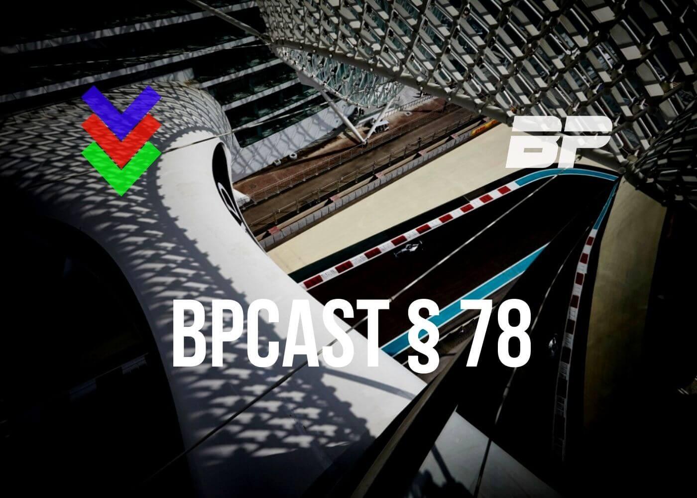 Foto de BPCast § 78 | Preview do GP do Abu Dhabi de Fórmula 1
