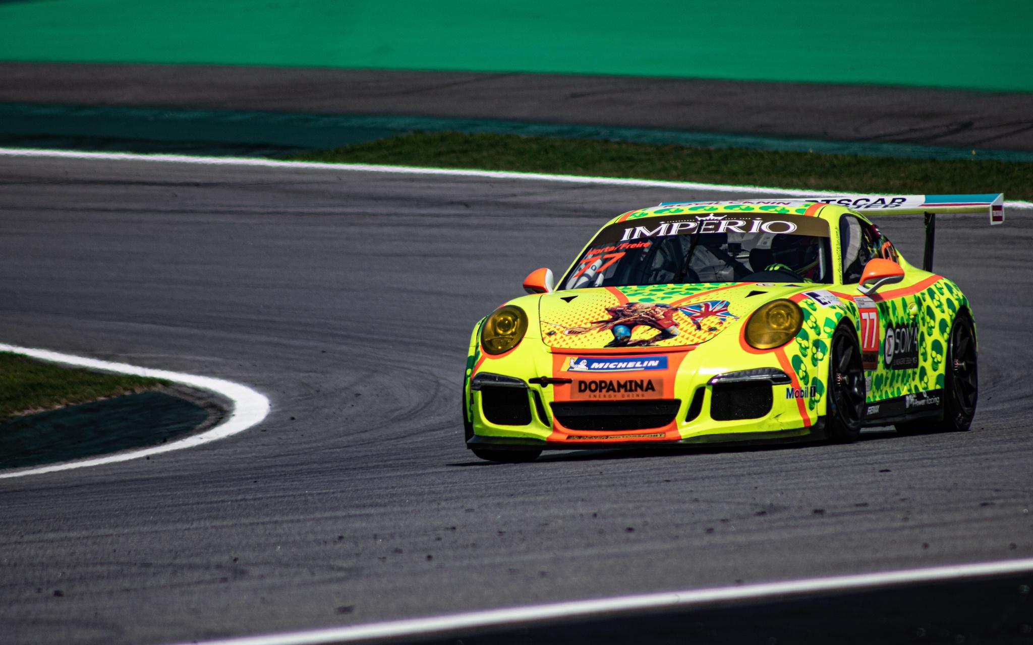 Foto de Sexta-Feira da Porsche GT3 Cup