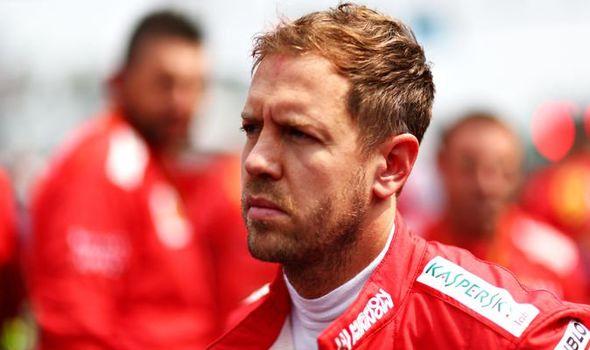 Foto de Para Eddie Irvine, Vettel não merece os 4 títulos que tem
