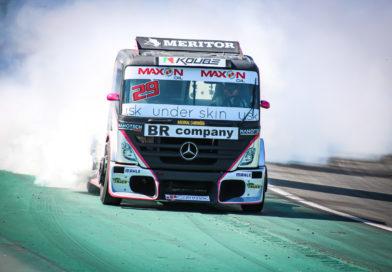 Galeria de fotos da Corrida 02 da Copa Truck em Interlagos, fotos de Deborah Almeida