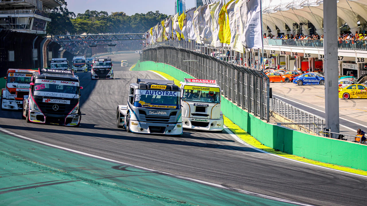 Photo of A Copa Truck vai retomar as atividades neste final de semana, a primeira prova será realizada em Cascavel