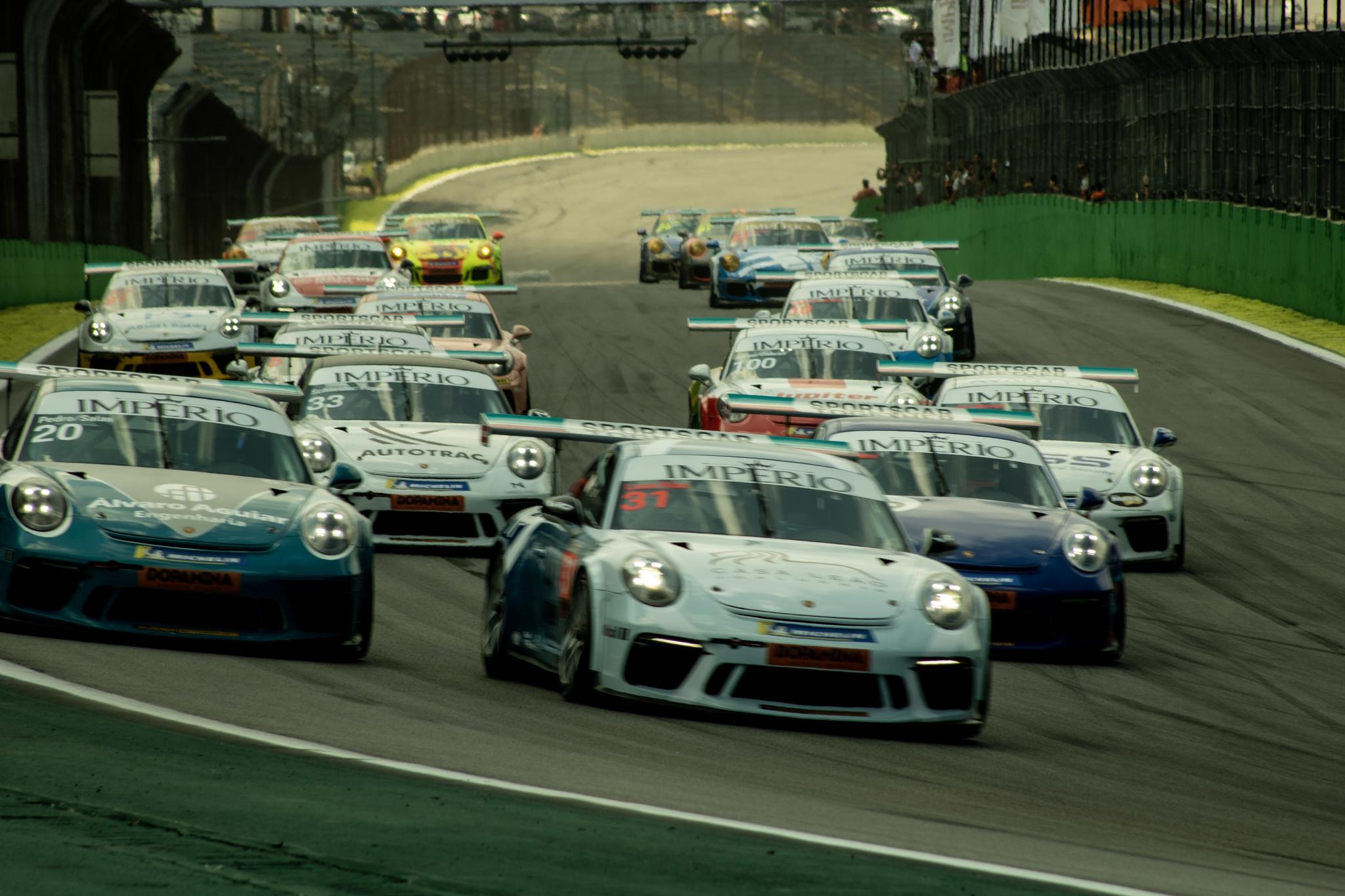 Foto de Porsche Cup vai adiar a prova que seria disputada em maio