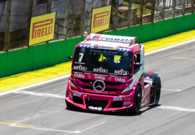 Galeria de fotos do Treino Classificatório da Copa Truck em Interlagos, fotos de Deborah Almeida