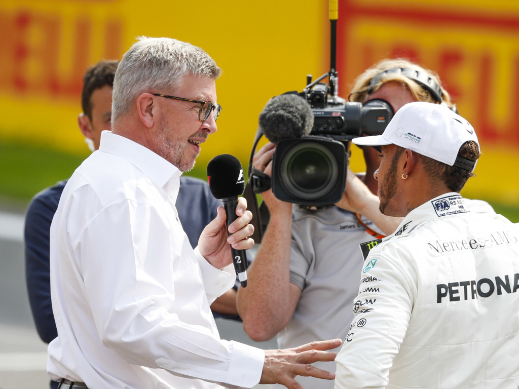 "Photo of ""Apoiamos Hamilton totalmente"" diz Ross Brawn, que trabalha para mudança na categoria"
