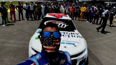 Photo of US Route:  A revolução de Bubba Wallace