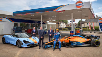 Photo of McLaren confirma patrocínio da Gulf Oil