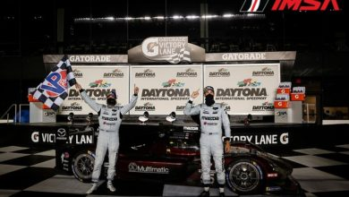 Photo of #IMSA: No retorno em Daytona, Mazda emplaca dobradinha