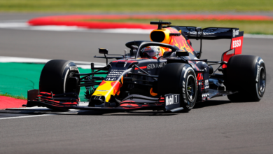 Photo of TL1 Inglaterra – Max Verstappen supera Lewis Hamilton e lidera sessão